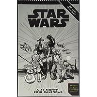 Star Wars Episode VII 2016 Oversized Calendar