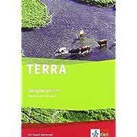 TERRA Geographie für Thüringen - Ausgabe für Regelschulen (Neubearbeitung) / Schülerbuch Klasse 7/8