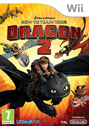 How to train your dragon 2 nintendo wii amazon pc video how to train your dragon 2 nintendo wii ccuart Image collections