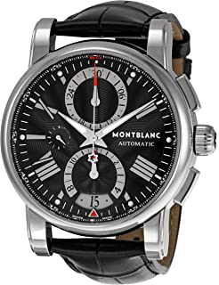 Montblanc Mens 102377 Star Chronograph Watch