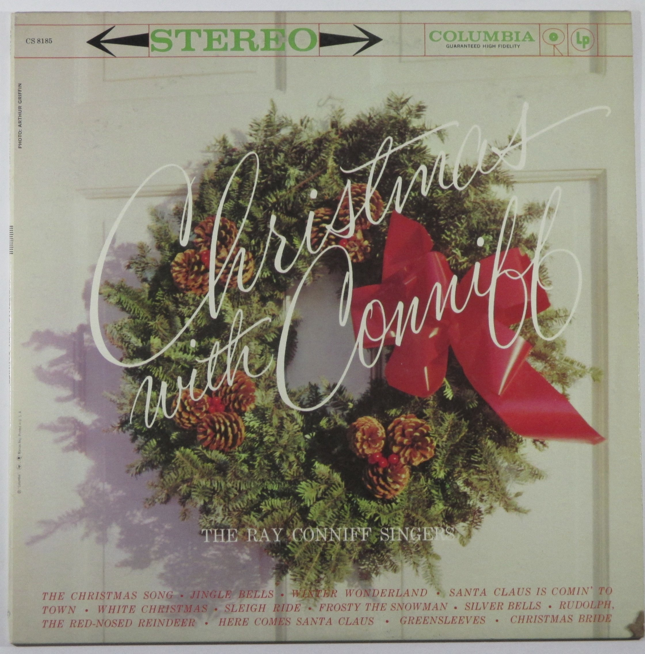 Christmas with Conniff [Vinyl] by Columbia