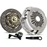 Clutch With Slave Kit Works With Nissan March Note Tiida Versa Advance Sense Drive Sr 1.6