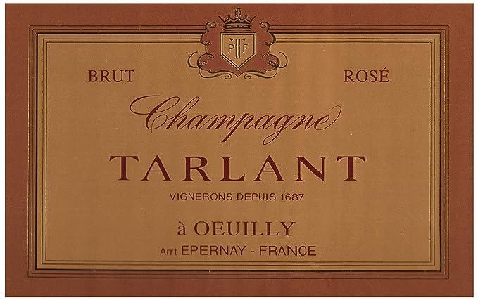 Tarlant Rosé Chardonnay 2011 trocken (1 x 0.75 l): Amazon.de: Bier ...