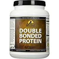 MT. CAPRA SINCE 1928 Double Bonded Protein | Whole Goat Milk Protein with Natural Blend of Casein and Whey from Grass…