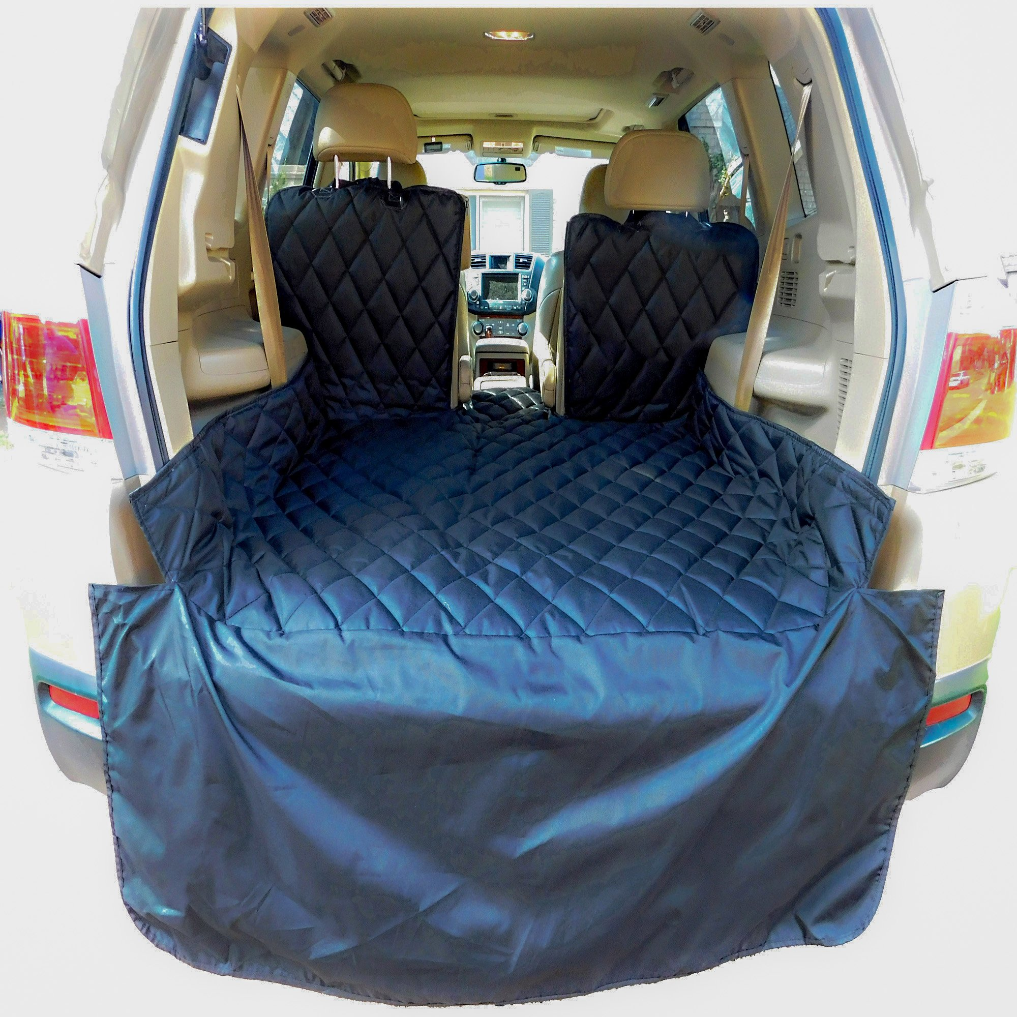 Plush Paws Waterproof Cargo Liner, Regular