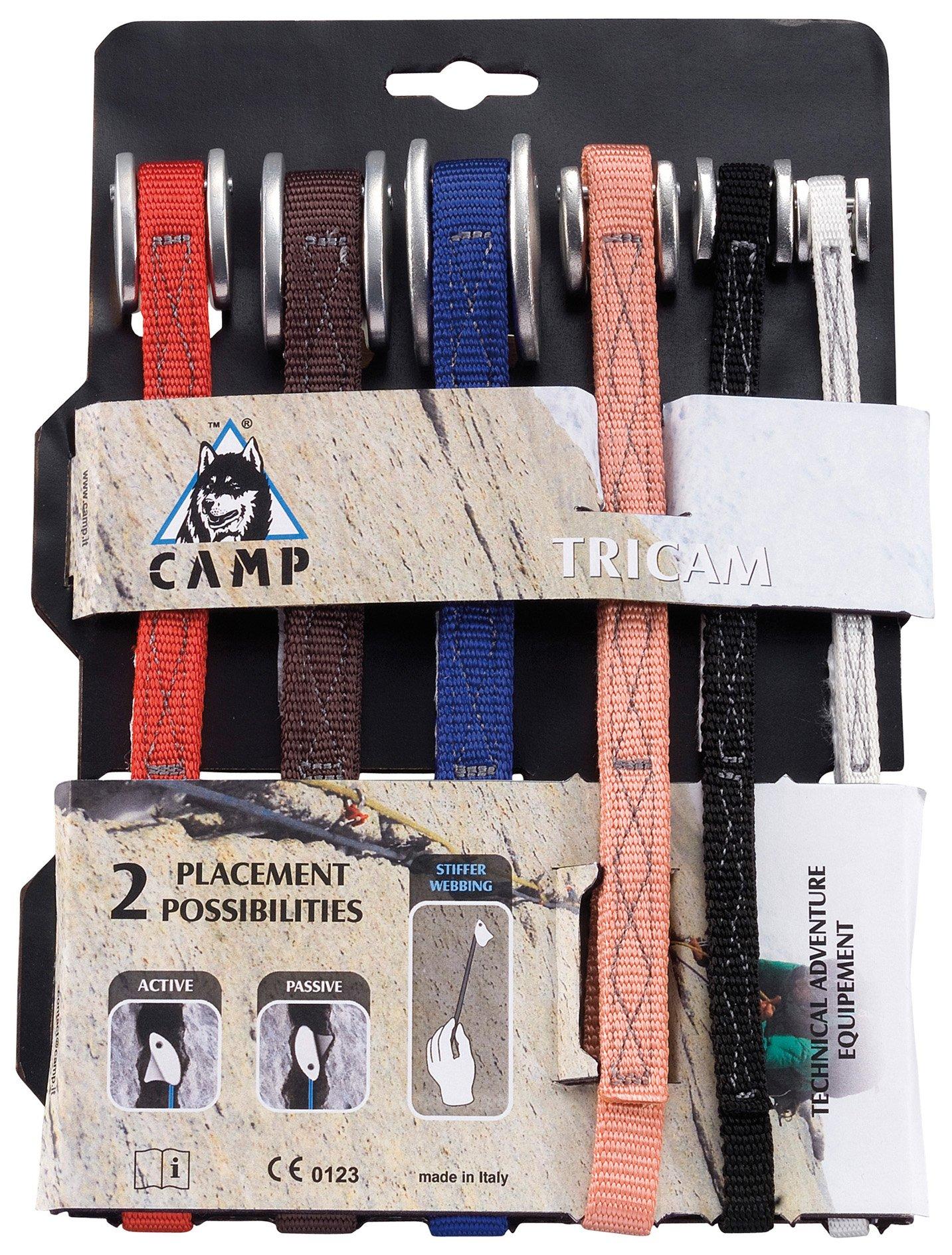CAMP Tricam Set 0.125-2.0