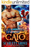 Cato: House of Flames (Dragon Guardians  Book 4)