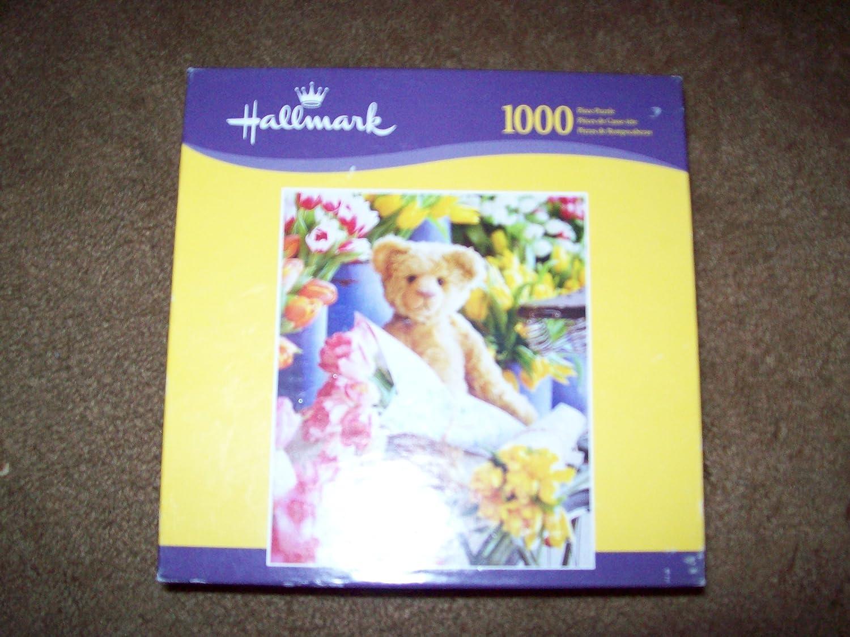 Vineyard Picnic Puzzle - 1000 Piece Hallmark Jigsaw Puzzle Picnic a3bca6