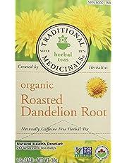 Traditional Medicinals Organic Roasted Dandelion, 20 tea bags