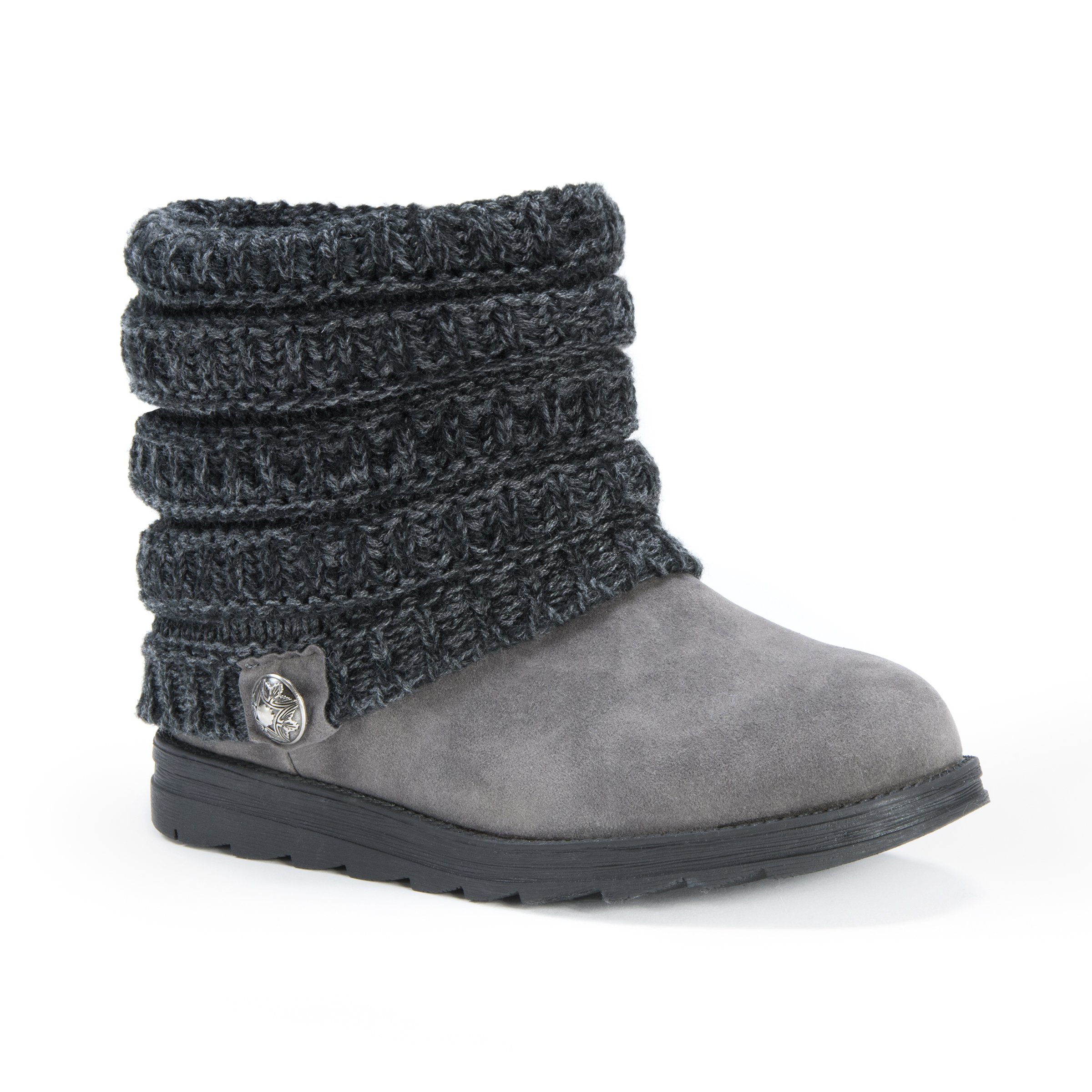de44b1c99509 MUK LUKS Women s Patti Boot Ankle Bootie