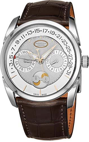 Parmigiani Tonda Reloj de Hombre automático 40mm PFC272-1202400: Parmigiani: Amazon.es: Relojes