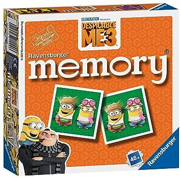72 Karten Ravensburger Kinderspiel Ich Einfach unverbesserlich memory 21279 Spiele