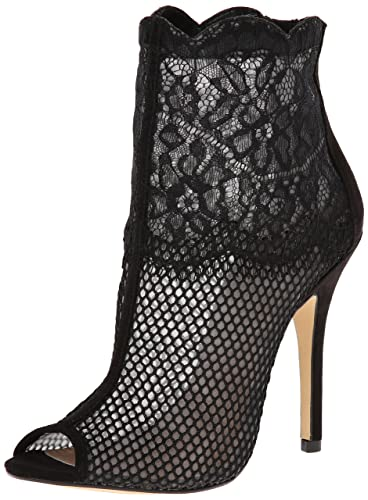 80ba46f694 Amazon.com | Chinese Laundry Women's Jeopardy Mesh Bootie | Shoes