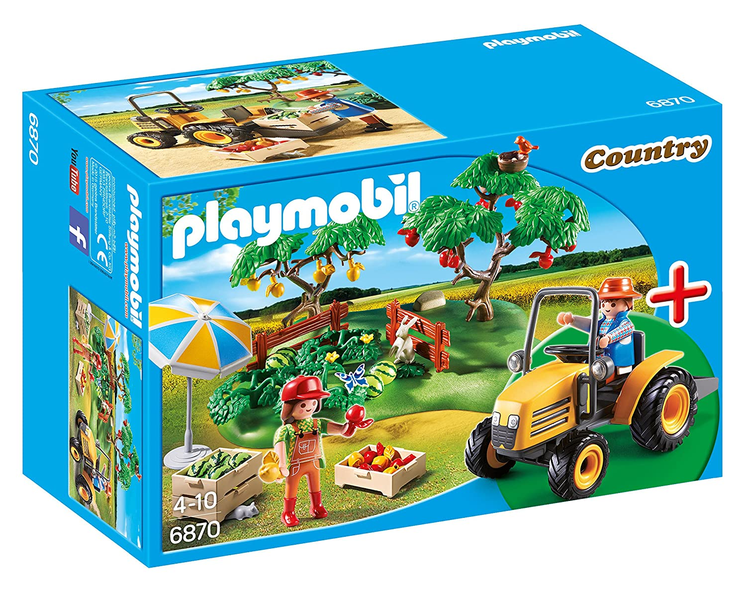 PLAYMOBIL Orchard Harvest