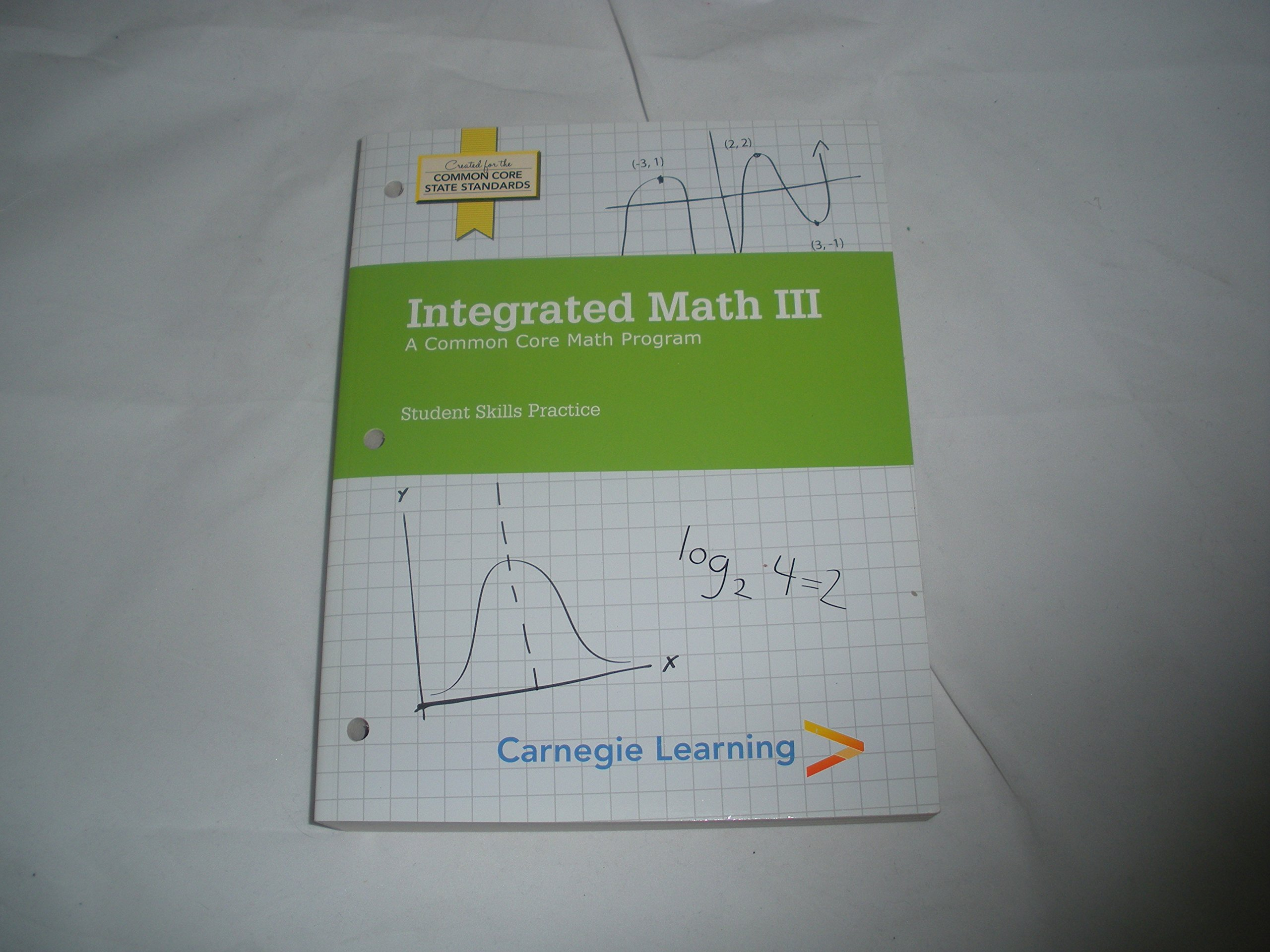 Integrated Math III - Student Skills Practice ebook