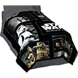 "Star Wars Rogue One Imperial Trooper 62"" x 90 "" Twin Blanket"