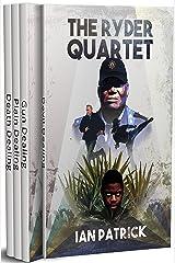 The Ryder Quartet: 4 Police procedural mysteries Kindle Edition