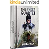 The Ryder Quartet: 4 Police procedural mysteries