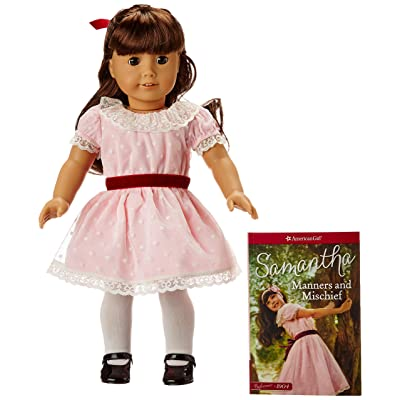 American Girl - Beforever Samantha Doll & Paperback Book: Toys & Games