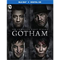 Gotham: The Complete First Season on Blu-ray with Digital Copy