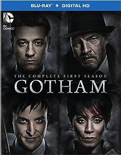 Amazon.com: Gotham: The Complete Fourth Season (BD) [Blu-ray ...