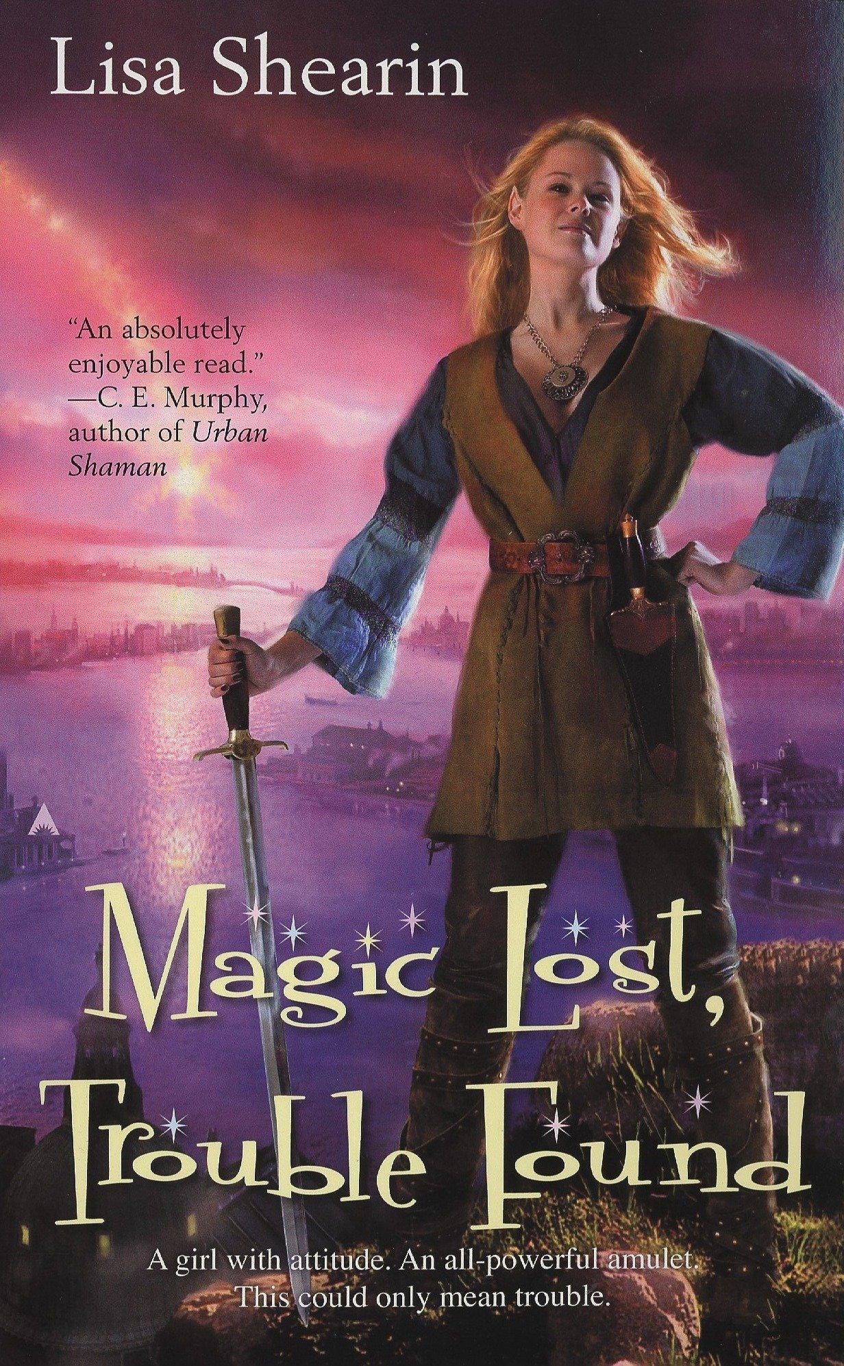 Magic Lost, Trouble Found (Raine Benares, Book 1) pdf