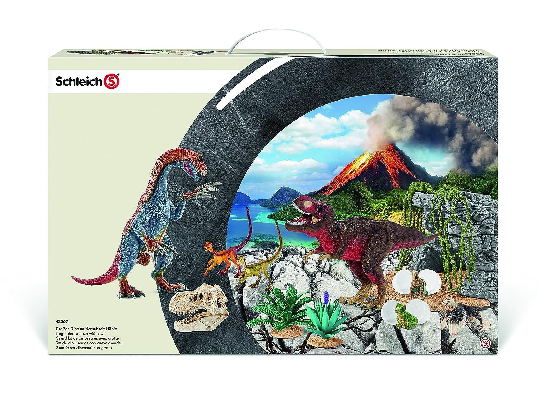 Reducción de precio Schleich - Gran Set de Dinosaurios (42267)