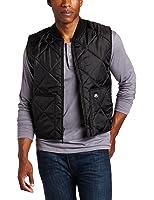 Key Apparel Men's Big & Tall Diamond Quilted Cooler Vest