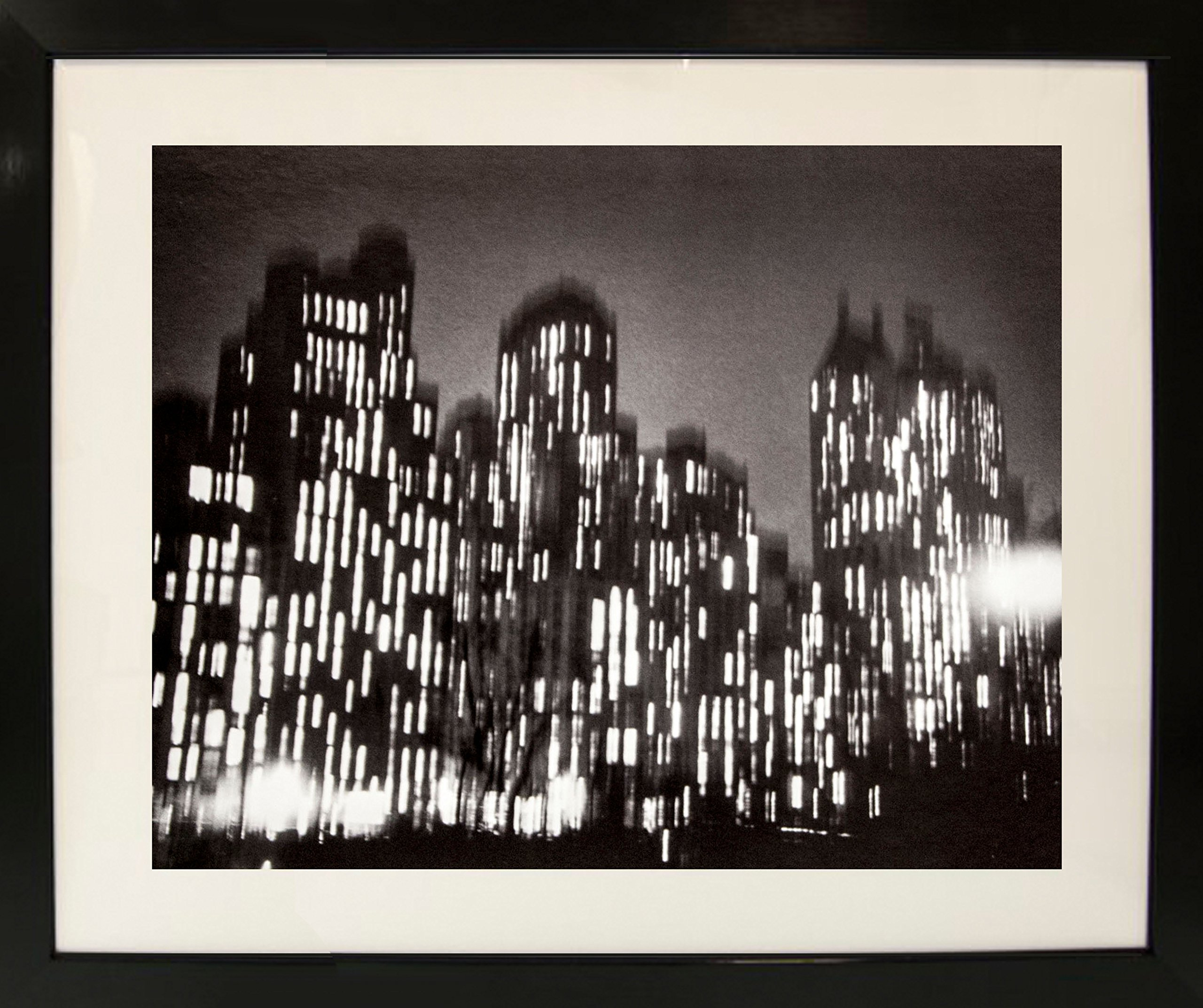 Central Park South 1947 by