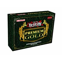 Konami 34638 – YU-GI-OH Premium Gold, cartes à collectionner, Allemand
