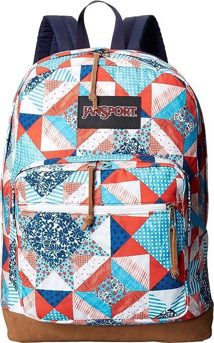 JanSport Unisex Right Pack World Yankee Doodle Backpack