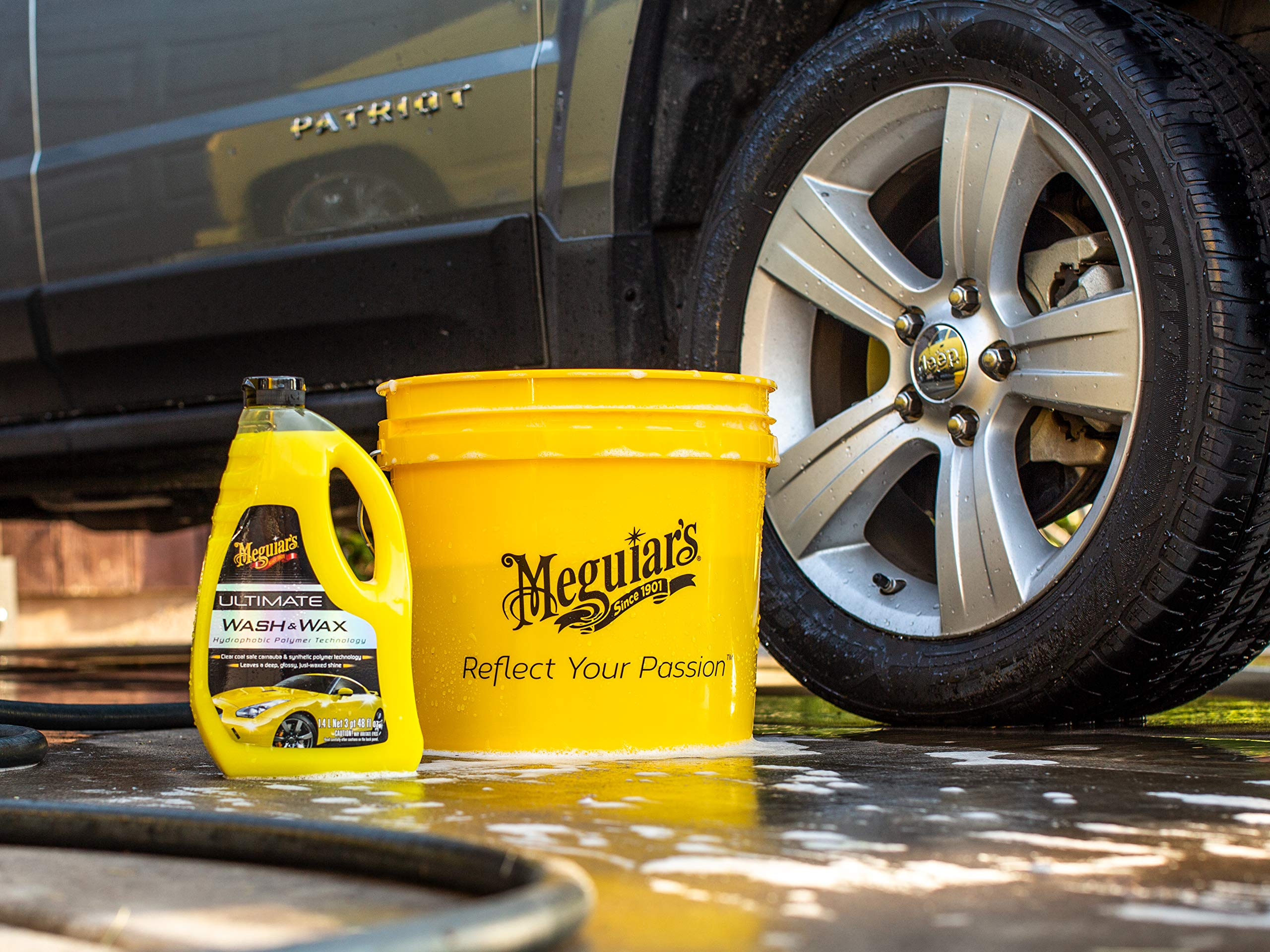 MEGUIAR'S G55146 All in One Essentials Car Care Kit by MEGUIAR'S (Image #4)