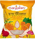 Mangalam Pure Camphor Tablets for Puja, Aarti, Meditation (500g X 1 Pouch)