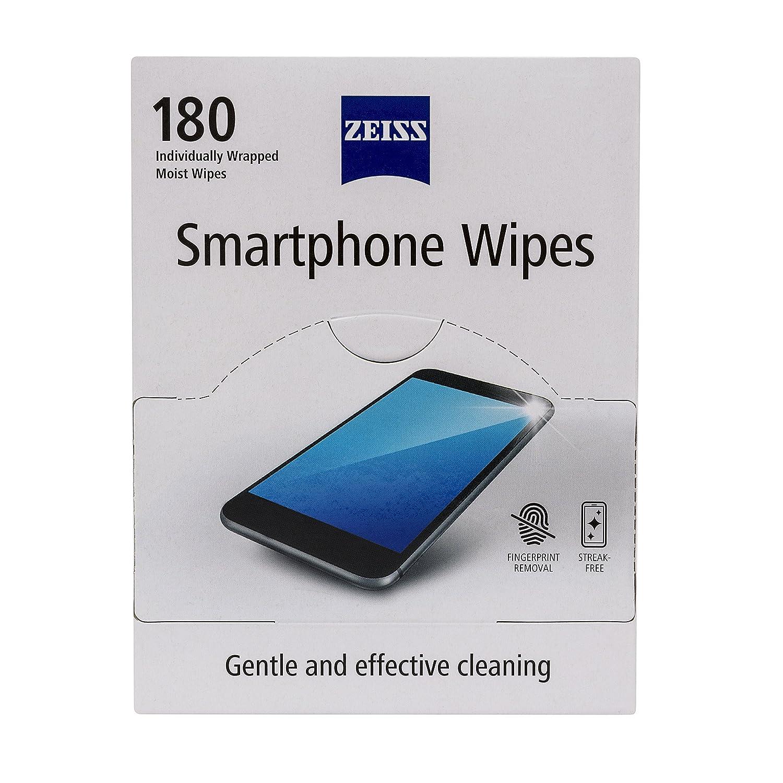 Zeiss Smartphone toallitas, pack de 180: Amazon.es: Salud y cuidado personal