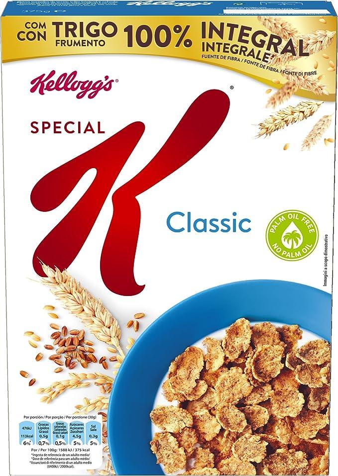 Special K Classic Copos, 500g: Amazon.es: Alimentación y bebidas