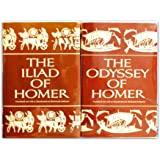 The Odyssey of Homer / The Iliad of Homer