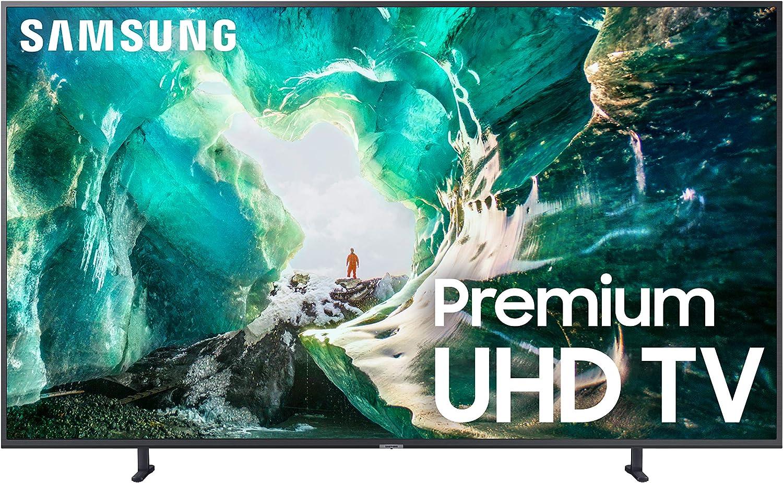 Samsung 4K UHD 8 Series Smart TV 2019 Negro Unidad de Disco óptico: Amazon.es: Electrónica