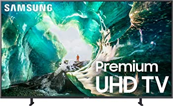 Samsung UN82RU8000FXZA Flat 82-Inch 4K 8 Series Ultra HD Smart TV