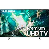 Samsung Flat 82-Inch 4K 8 Series UHD Smart TV with HDR and Alexa Compatibility - 2019 Model