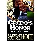 Credo's Honor (Alex Wolfe Mysteries Book 6)