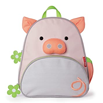 e42b51ffbe Image Unavailable. Image not available for. Color  Skip Hop Zoo Insulated Toddler  Backpack ...