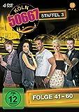 Köln 50667 - Staffel 3 (Folge 41-59) [4 DVDs]