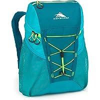 High Sierra 18L Packable Sport Backpack (Sea Tropic Teal Zest)