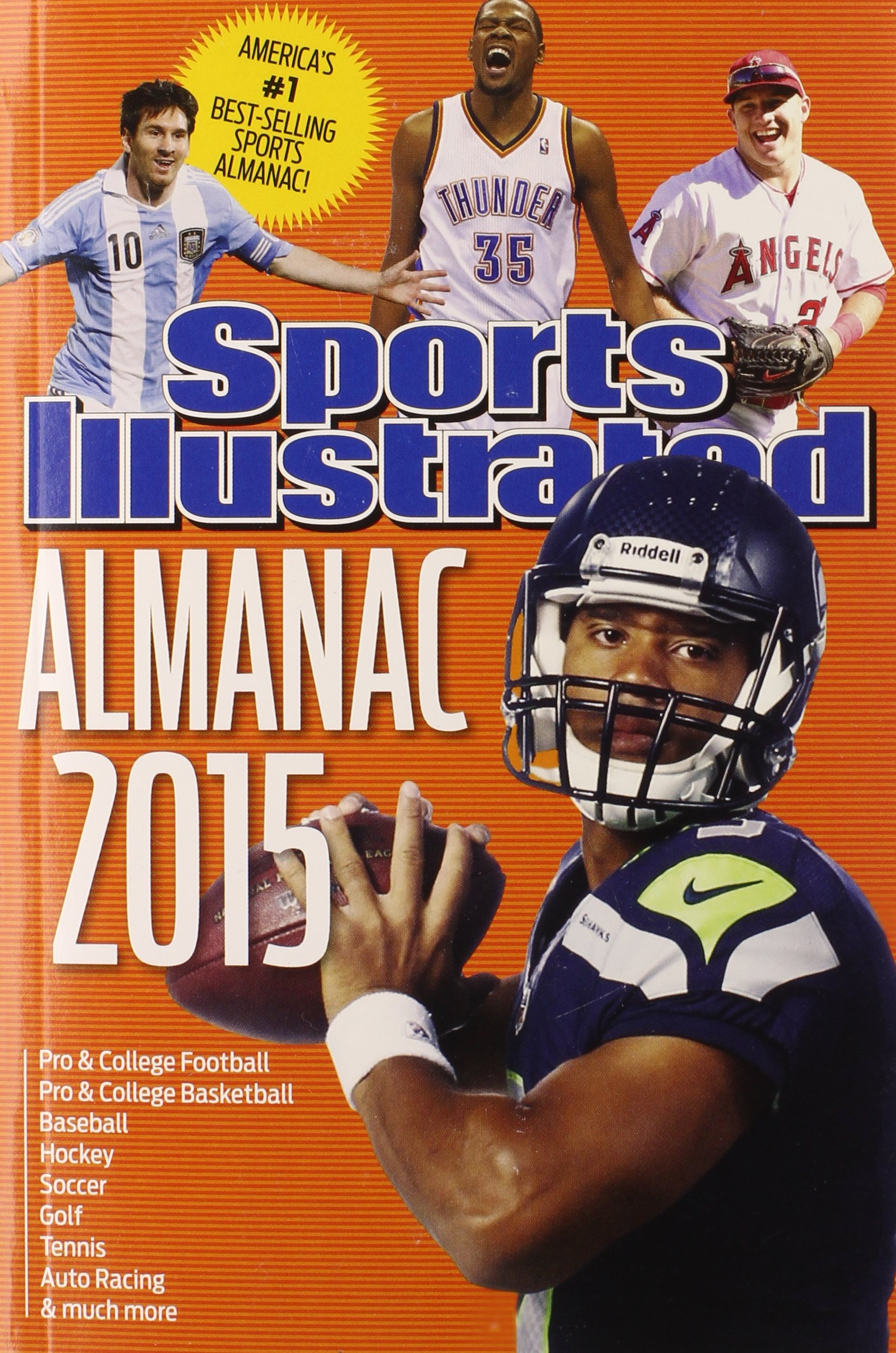 Sports Illustrated Almanac 2015 product image