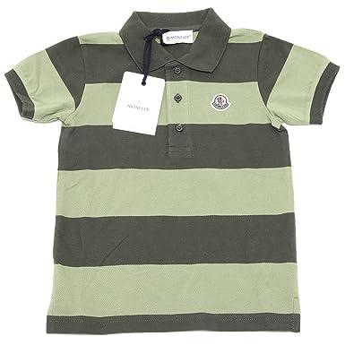 Moncler - Polo - para niño verde verde XX-Small: Amazon.es: Ropa y ...