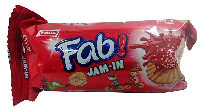 Parle Fab Jam in Biscuits f701accf84