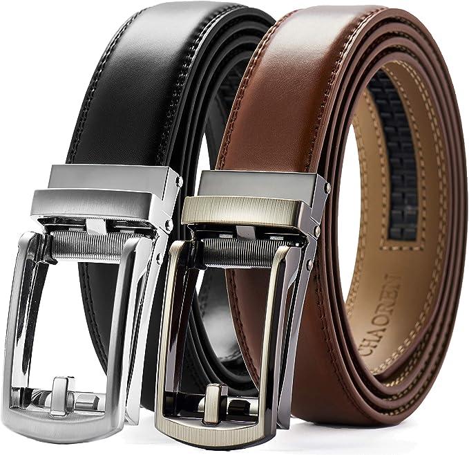 Amazon.com: Cinturón de trinquete con clip, 2 paquetes de 1 ...