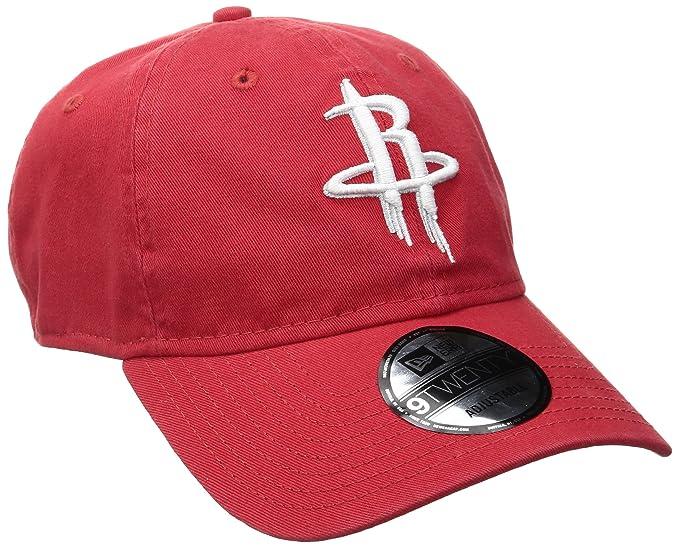 c0c450913252 Amazon.com  NBA Houston Rockets Adult Men NBA Core Classic 9Twenty ...