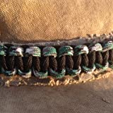 Paracord Hatband made with 550 paracord will fit any wide brim hat