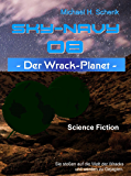 Sky-Navy 08 - Der Wrack-Planet
